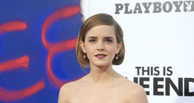 LOS ANGELES - JUN 3: Emma Watson at the premiere of Columbia Pic